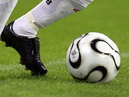 Fußballerbeine