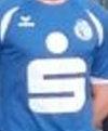 Spieler, Trainer, Betreuer und Sponsor der A-Junioren des SV Blau-Weiß Sande