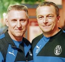 Waldemar Paterok und Jörg Bröckling