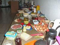 Jahresversammlung mit Frühstücksbüffet