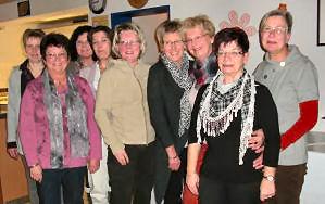 Vorstand Damengymnastik