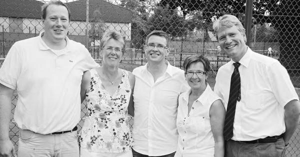 Stefan Leuer Jugendwart Kreisverband Tennis