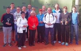 Tennis-Vereinsmeister