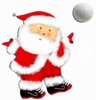 Volleyball Christmas