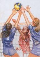 Goldmedaille bei der Volleyball-Europameisterschaft der Frauen | Serbien | 2011