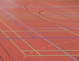 Sporthalle der 4. Aachener Gesamtschule