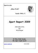 Jahresberichte 2009