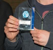 Jugendhelferpreis für Timo Kell