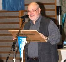 Vorsitzender Helmut Steinmetz