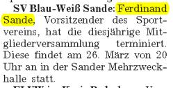 Ferdinand Sande