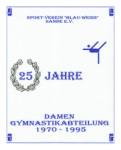 25 Jahre Damengymnastik