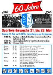 60 Jahre SV Sande