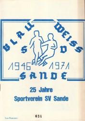 25 Jahre SV Sande